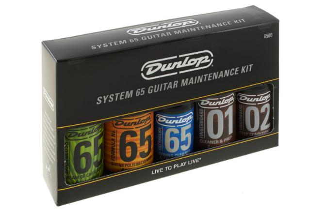 Dunlop plejemiddel kit
