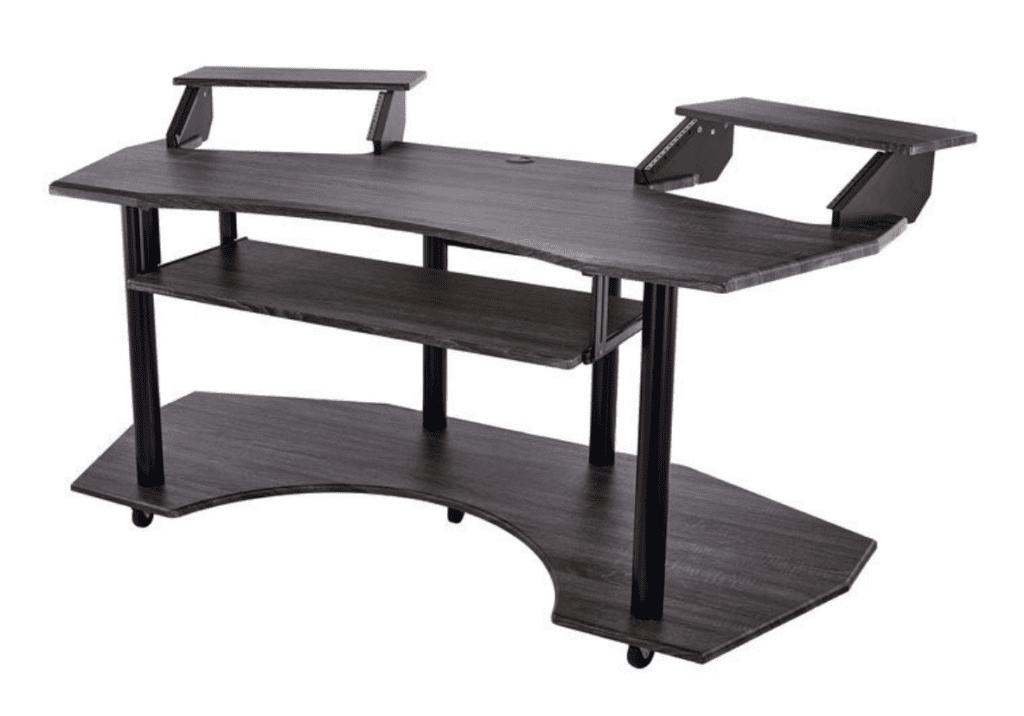Millenium SD-180 B StudioDesk studiebord set skråt fra siden