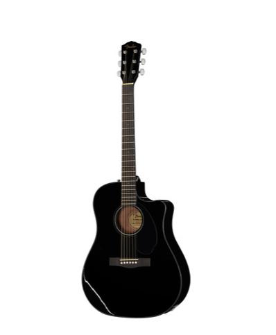 Fender CD-60SCE Blk WN testvinder