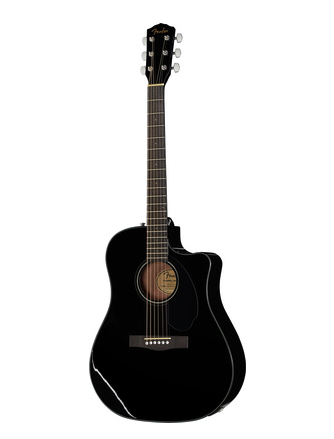 Fender CD-60SCE Blk WN testvinder
