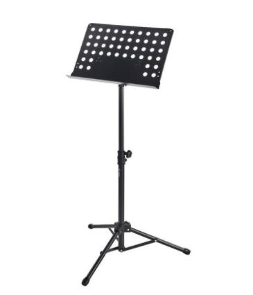 Billig saxofon nodestativ Thomann Orchestra Music Stand