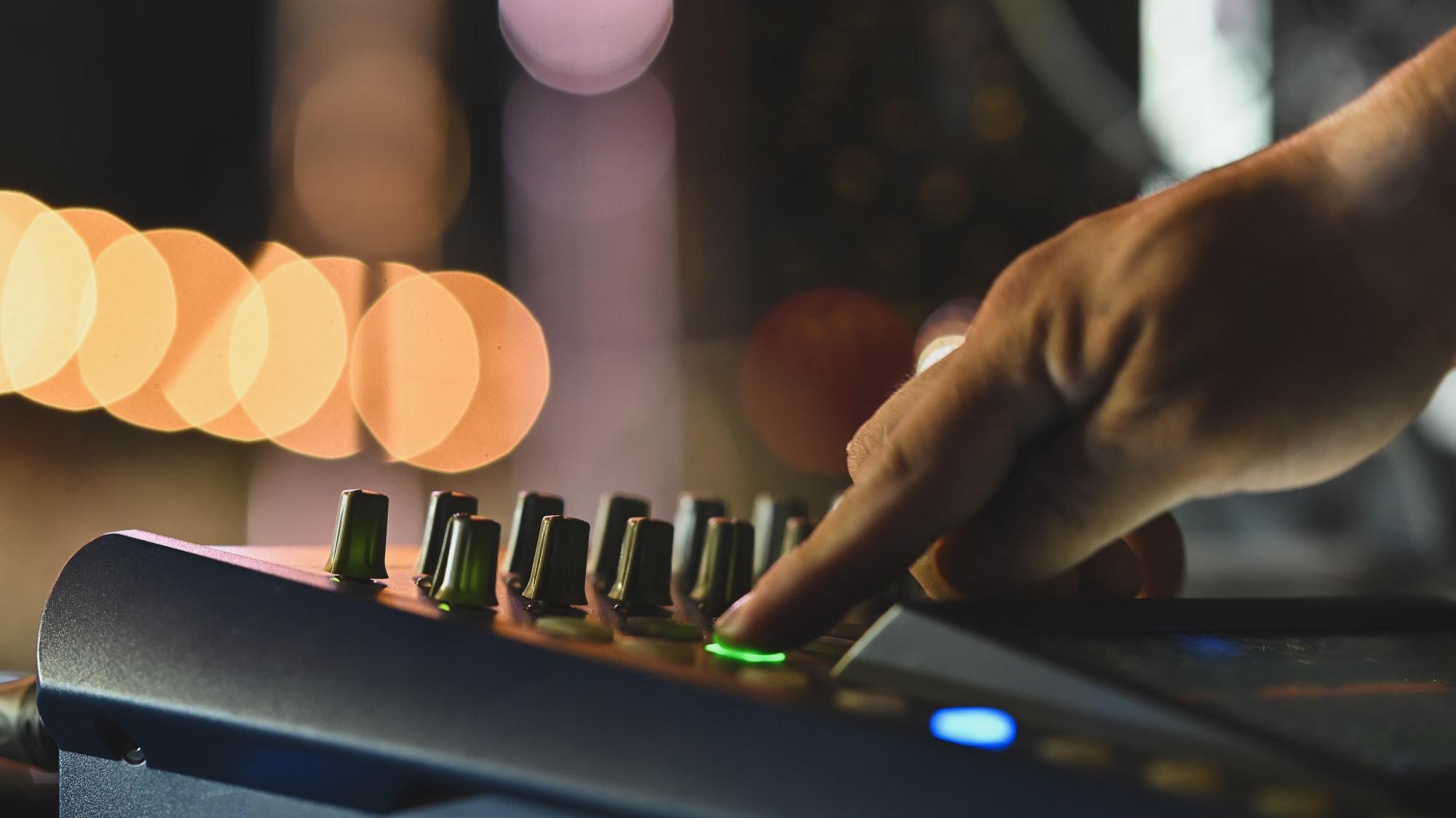 Lyd mixer