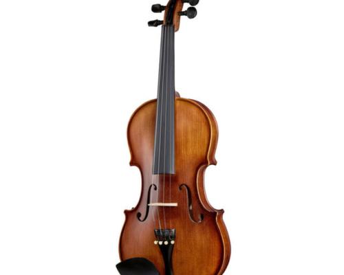 Violin set forfra