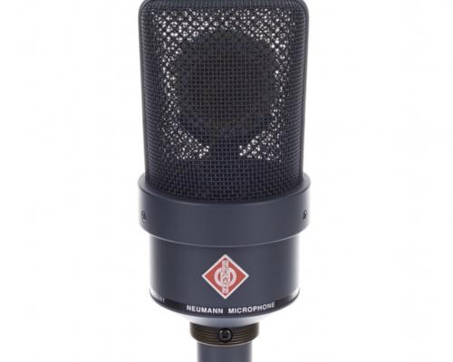 Billede af studie mikrofon