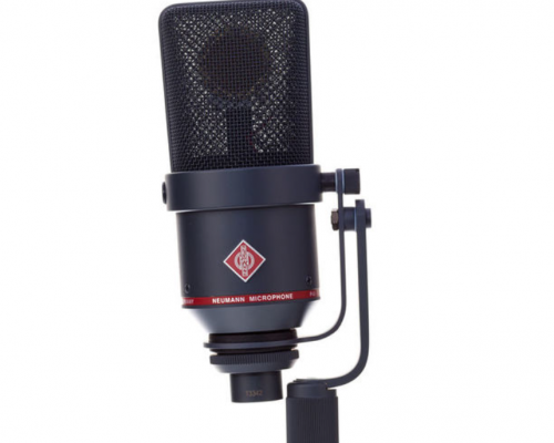 Studie mikrofon
